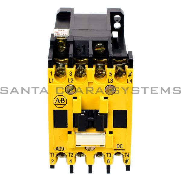 Allen Bradley 100-A09NZ2431 Contactor Product Image