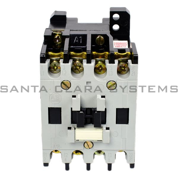 Allen Bradley 100-A18ND31 Contactor Product Image