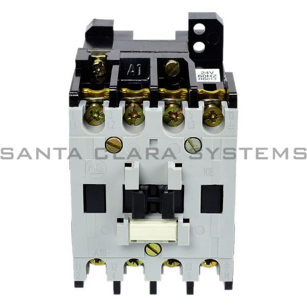Allen Bradley 100-A18NJ3 Contactor Product Image