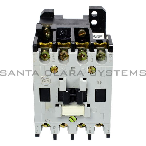 Allen Bradley 100-A18NL3 Contactor Product Image