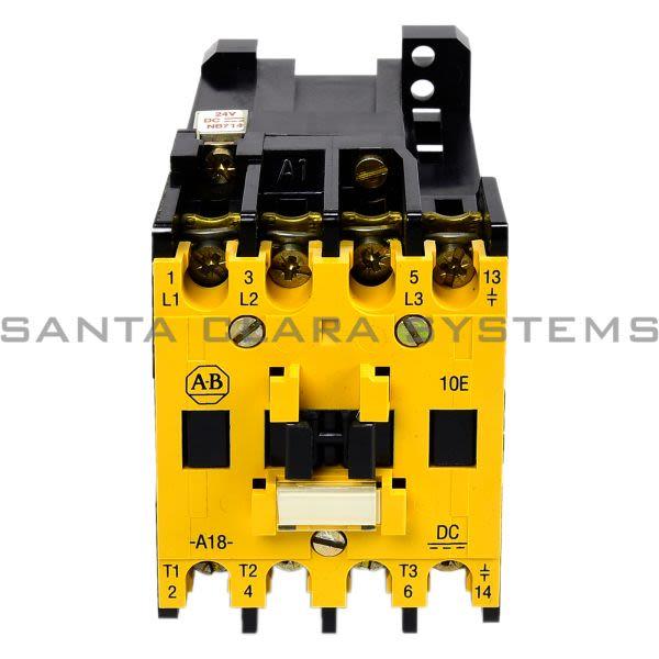 Allen Bradley 100-A18NZJ3 Contactor Product Image