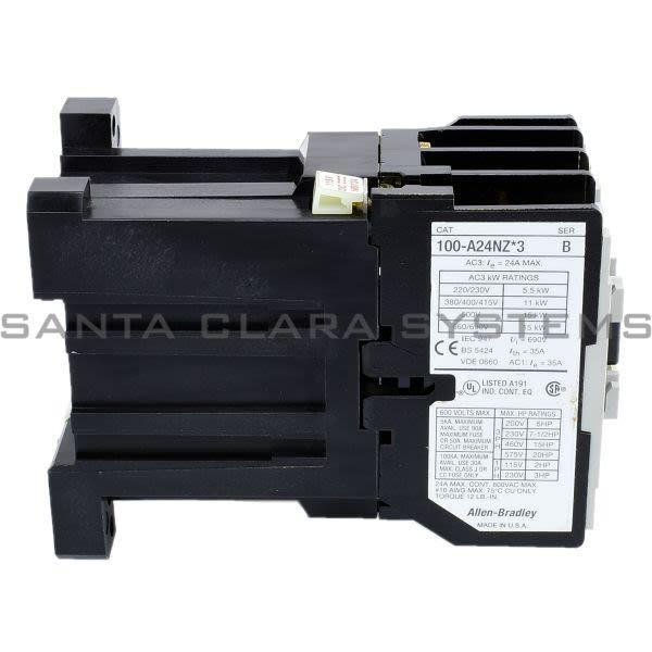 Allen Bradley 100-A24NZ013 Contactor Product Image