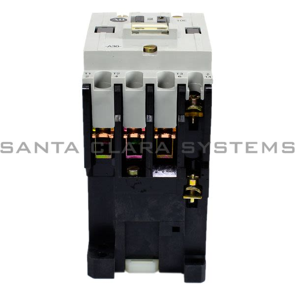 Allen Bradley 100-A30NF3 Contactor Product Image