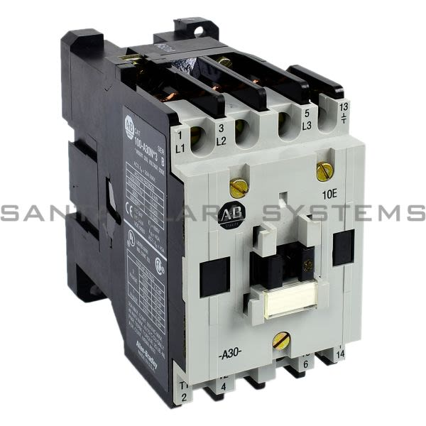 Allen Bradley 100-A30NH3 Contactor Product Image