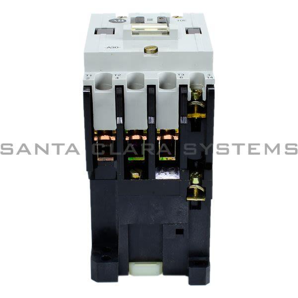 Allen Bradley 100-A30NI3 Contactor Product Image