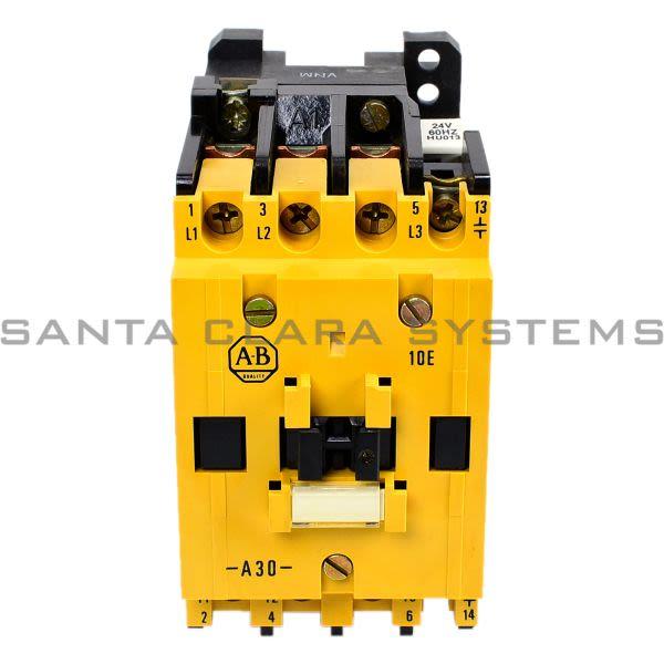 Allen Bradley 100-A30NJ3 Contactor Product Image