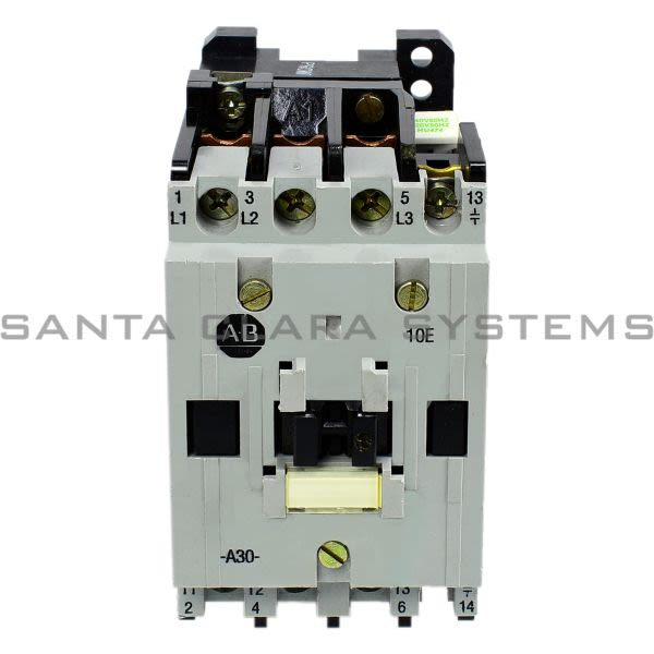 Allen Bradley 100-A30NKD3 Contactor Product Image