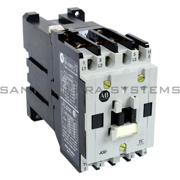Allen Bradley 100-A30NZ013 Contactor Product Image