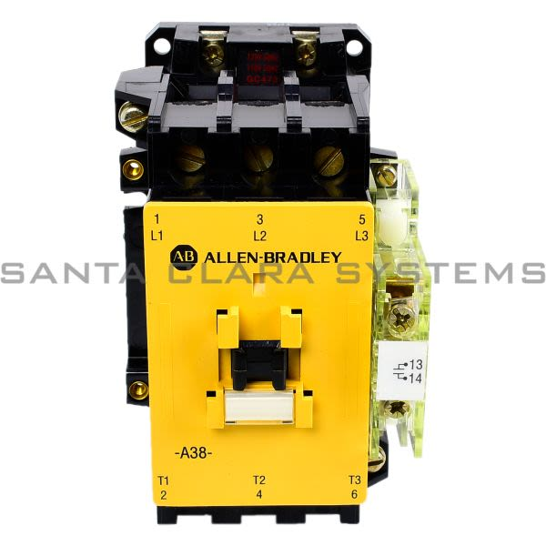 Allen Bradley 100-A38ND3 Contactor Product Image