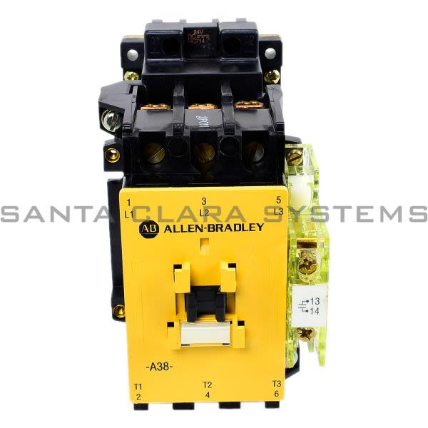 Allen Bradley 100-A38NZ243 Contactor Product Image