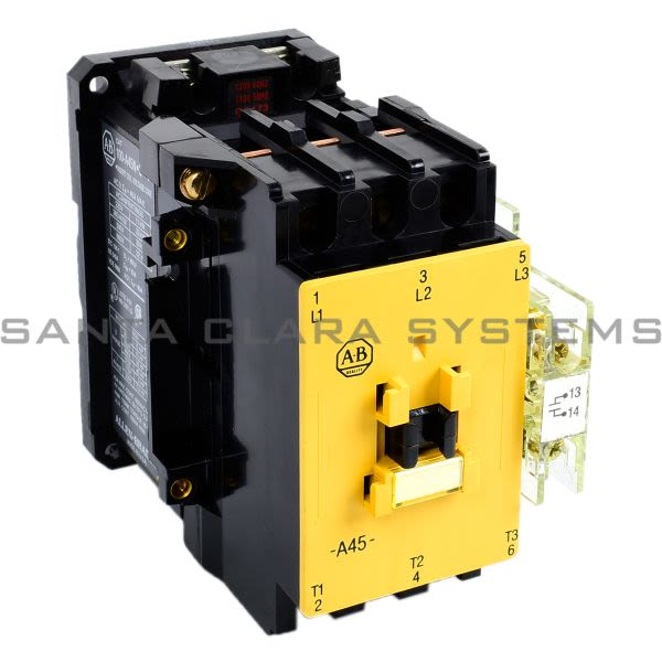 Allen Bradley 100-A45ND3 Contactor Product Image