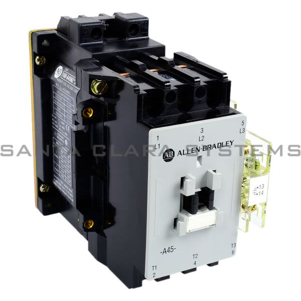 Allen Bradley 100-A45NZ243 Contactor Product Image
