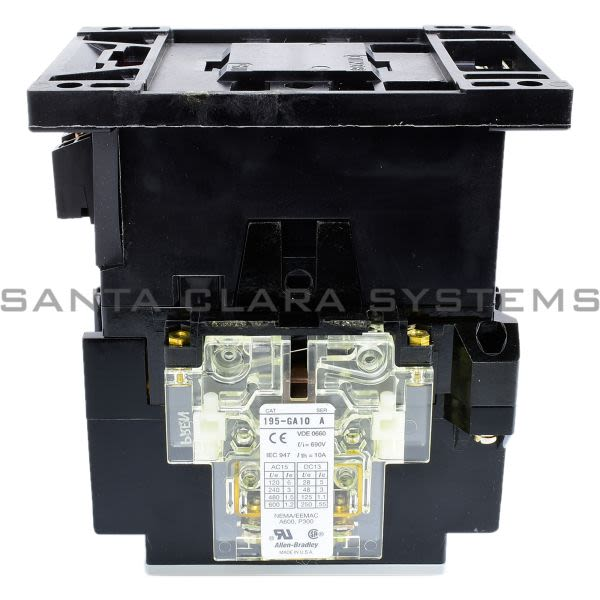 Allen Bradley 100-A60NA3 Contactor Product Image
