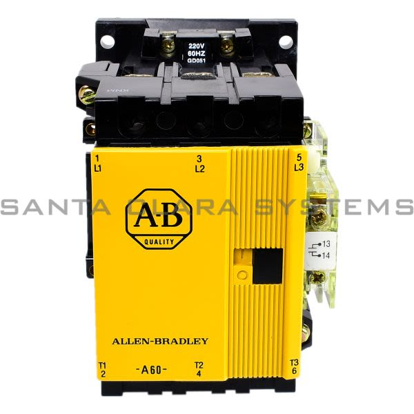 Allen Bradley 100-A60NL3 Contactor Product Image