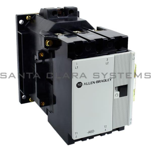Allen Bradley 100-A60NZ123 Contactor Product Image