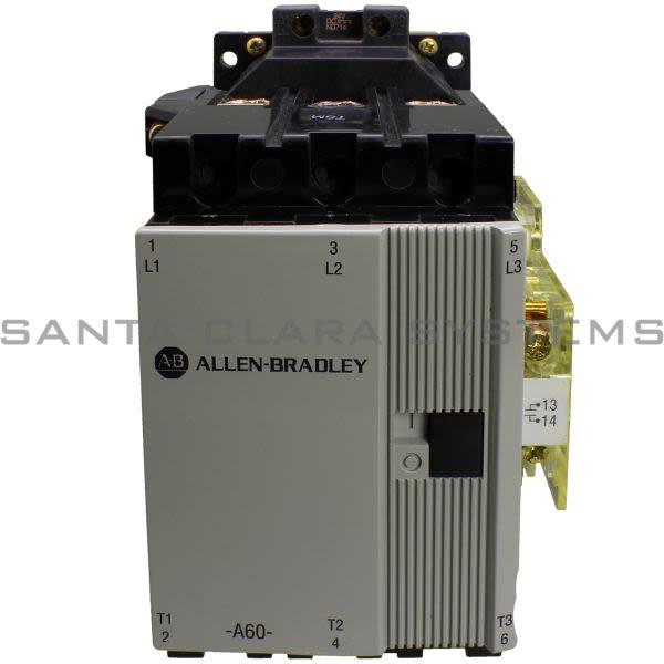 Allen Bradley 100-A60NZ243 Contactor Product Image