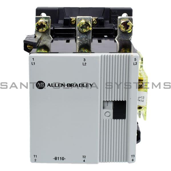 Allen Bradley 100-B110NC3 Contactor Product Image
