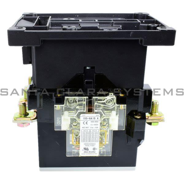 Allen Bradley 100-B110NKD3 Contactor Product Image