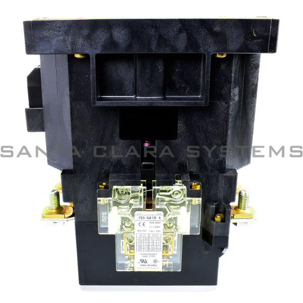 Allen Bradley 100-B110NZ243 Contactor Product Image