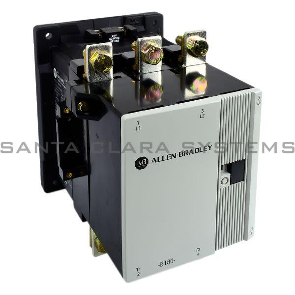 Allen Bradley 100-B180NKD3 Contactor Product Image
