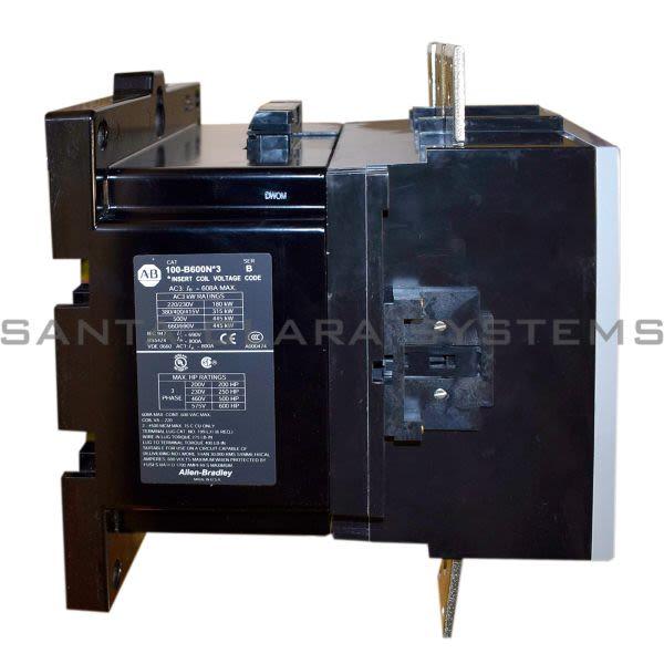 Allen Bradley 100-B600ND3 Contactor Product Image