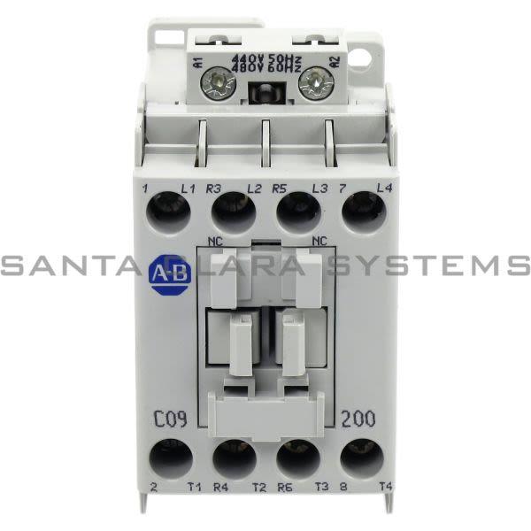 Allen Bradley 100-C09B200 Contactor Product Image