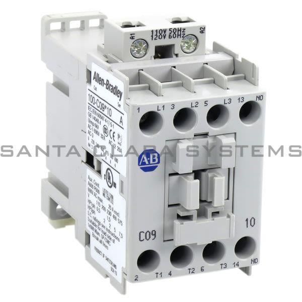 Allen Bradley 100-C09D10 Contactor Product Image