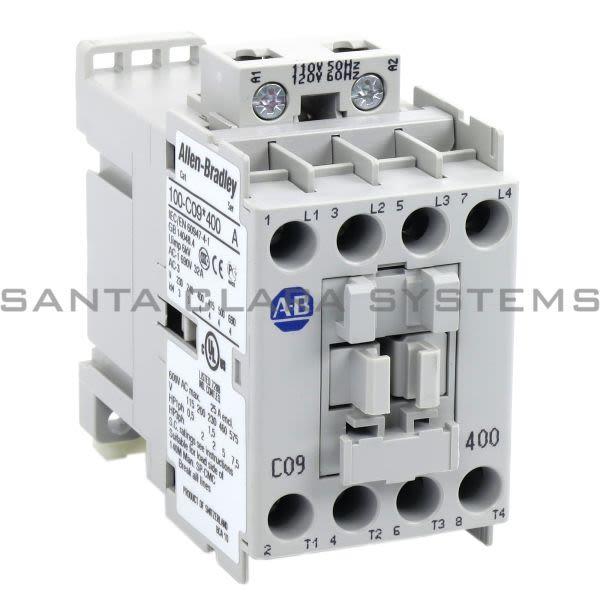 Allen Bradley 100-C09D400 Contactor Product Image