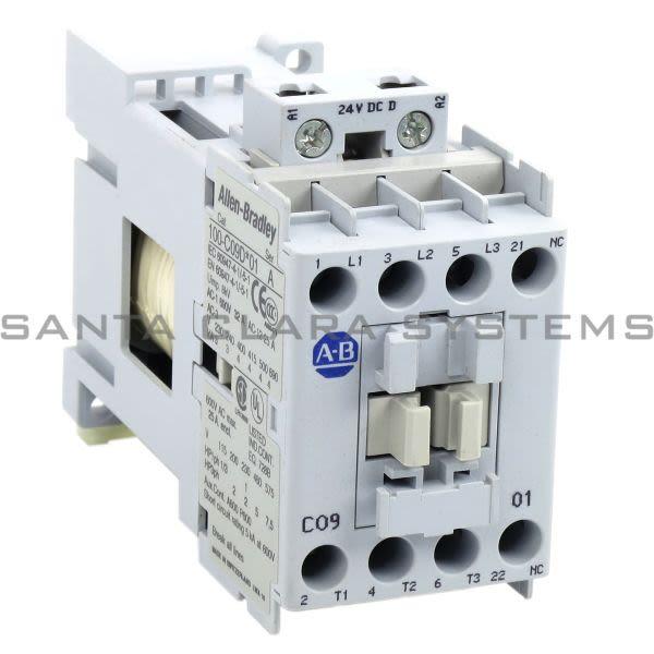Allen Bradley 100-C09DJ01 Contactor Product Image