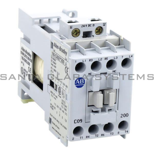Allen Bradley 100-C09DJ200 Contactor Product Image