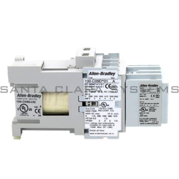 Allen Bradley 100-C09DJ32  Product Image
