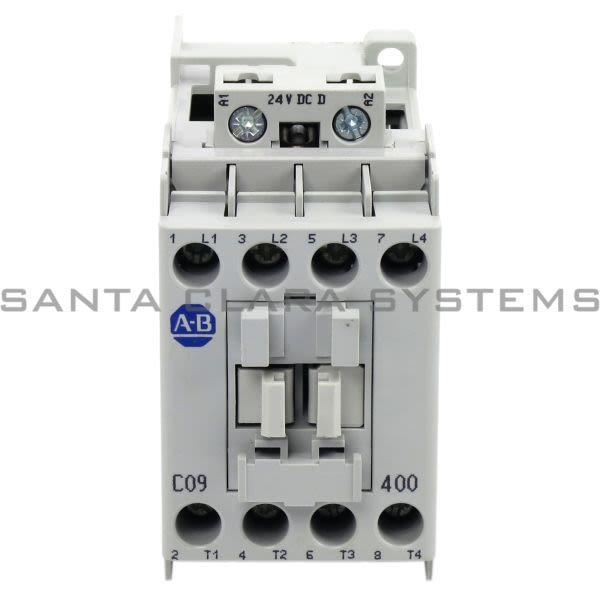 Allen Bradley 100-C09DJ400 Contactor Product Image