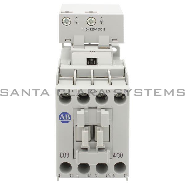 Allen Bradley 100-C09ED400 Contactor Product Image