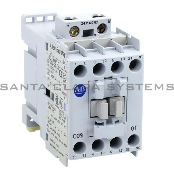 Allen Bradley 100-C09J01 Contactor Product Image