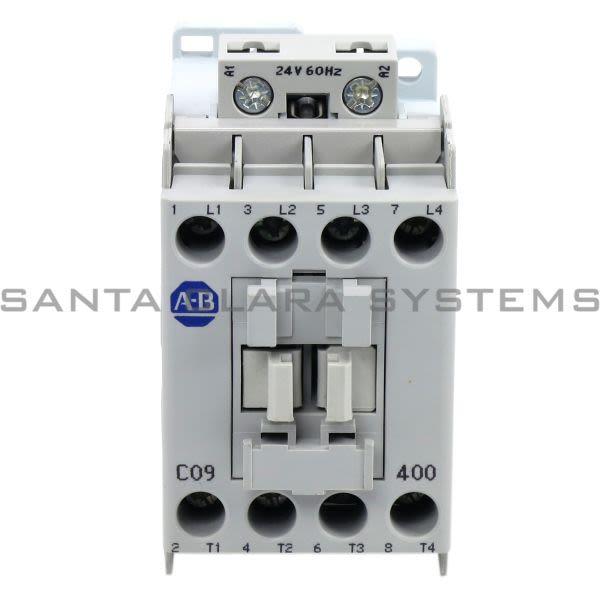 Allen Bradley 100-C09J400 Contactor Product Image