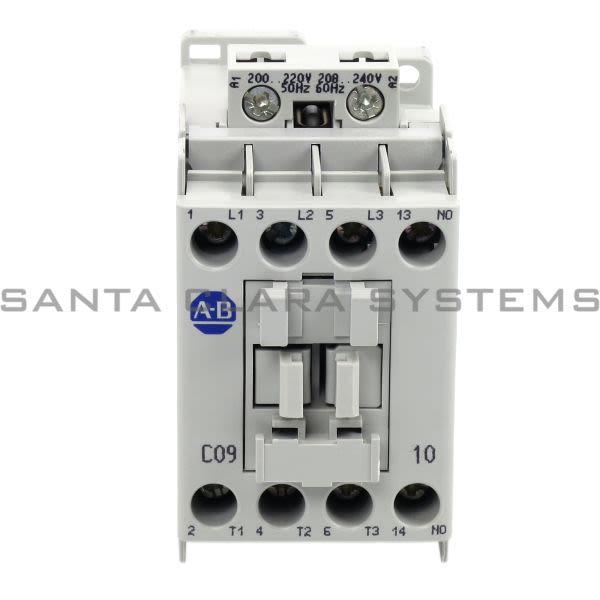 Allen Bradley 100-C09L10 Contactor Product Image