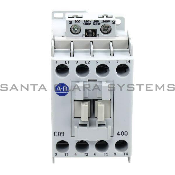 Allen Bradley 100-C09L400 Contactor Product Image