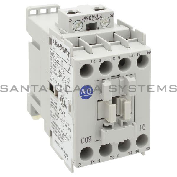 Allen Bradley 100-C09T10 Contactor Product Image