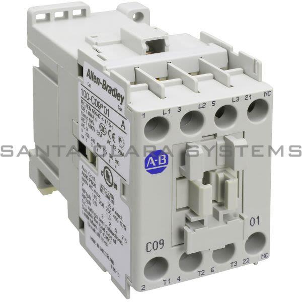 Allen Bradley 100-C09UD01 Contactor Product Image