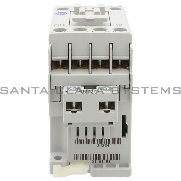 Allen Bradley 100-C09UJ10 Contactor Product Image