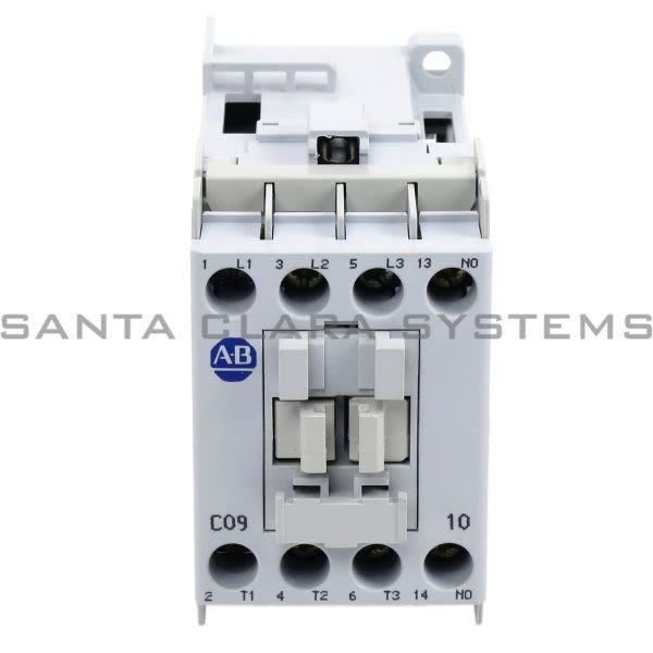 Allen Bradley 100-C09UZJ10 Contactor Product Image