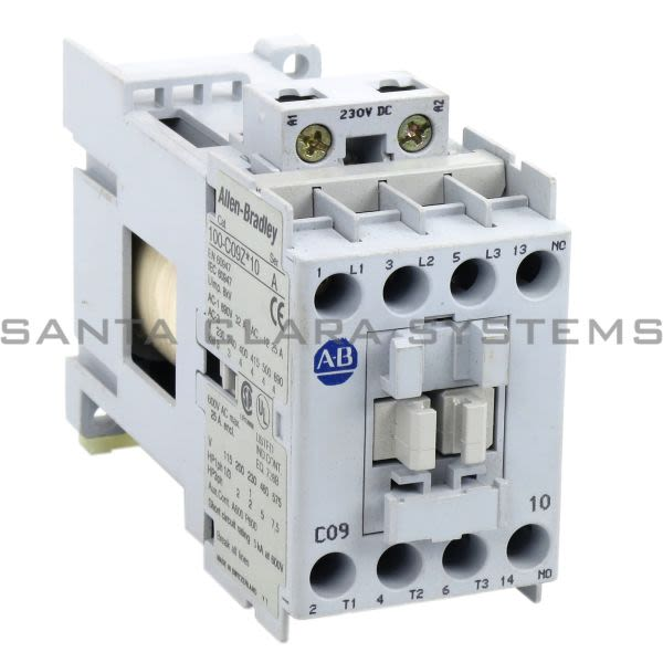 Allen Bradley 100-C09ZF10 Contactor Product Image