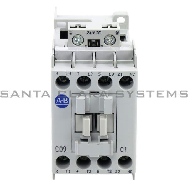 Allen Bradley 100-C09ZJ01 Contactor Product Image