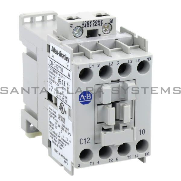 Allen Bradley 100-C12A10 Contactor Product Image