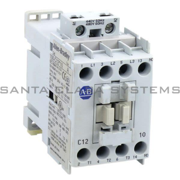 Allen Bradley 100-C12B10 Contactor Product Image