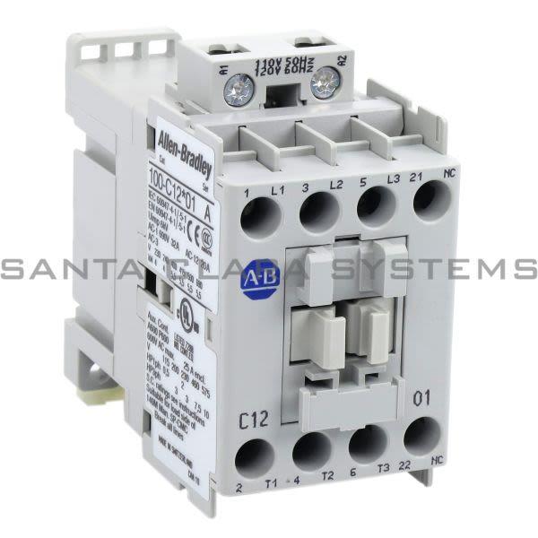 Allen Bradley 100-C12D01 Contactor Product Image