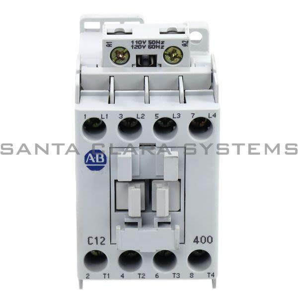 Allen Bradley 100-C12D400 Contactor Product Image