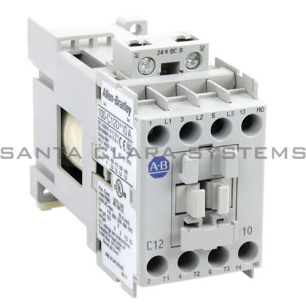 Allen Bradley 100-C12DJ10 Contactor Product Image