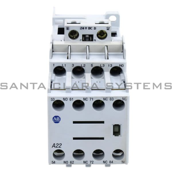 Allen Bradley 100-C12DJ32 Contactor Product Image