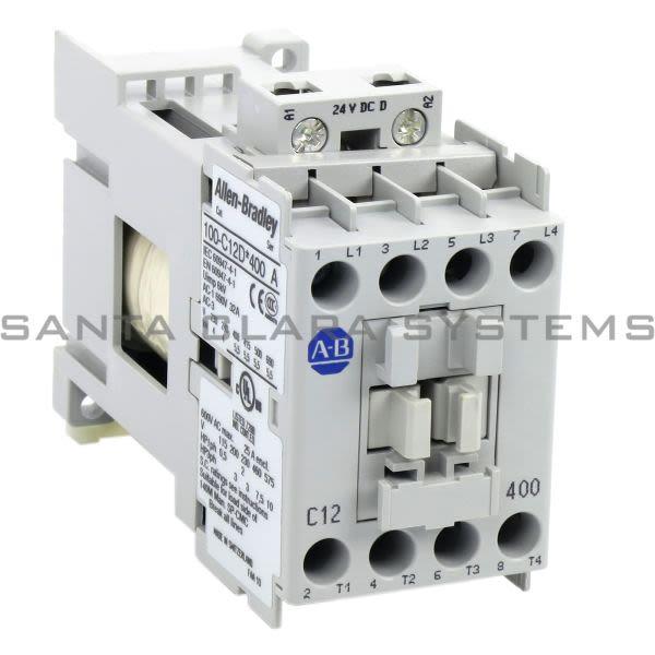Allen Bradley 100-C12DJ400 Contactor Product Image
